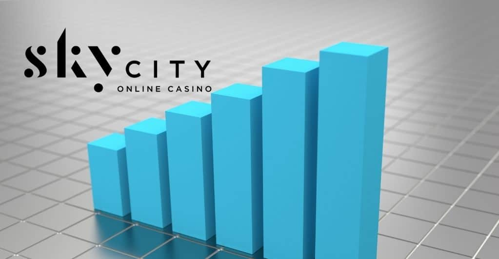 Encouraging Results for SkyCity Online Casino in First Year of Operation