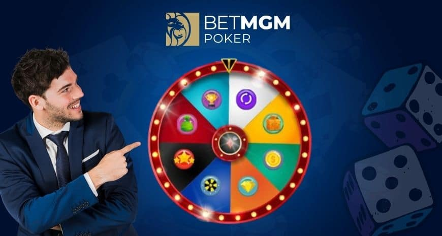 The Spin the Wheel Is Returning at BetMGM Michi Poker