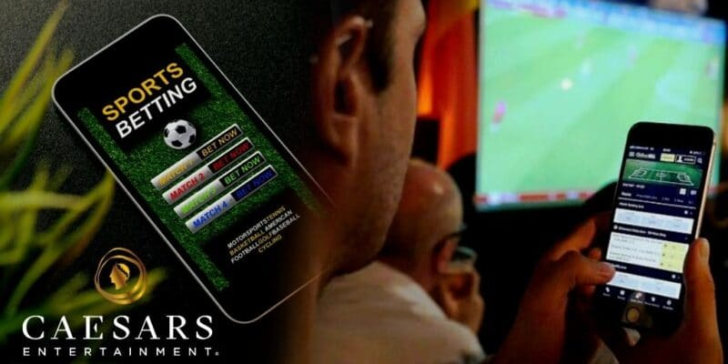 Prophet Teams Up With Caesars Entertainment to Establish Online Sports Betting Exchange in New Jersey and Indiana